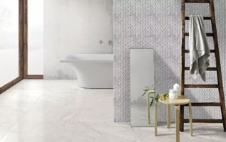 Marble Mosaic Tiles For Bathroom Use