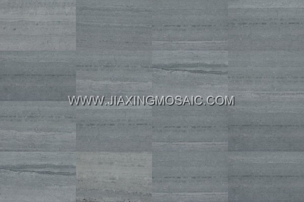 Blue Wooden Marble Tile
