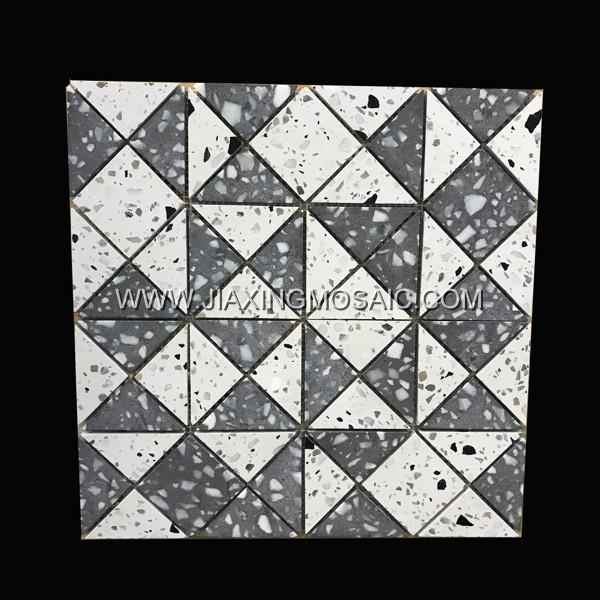 Square Terrazzo Mosaic Tile