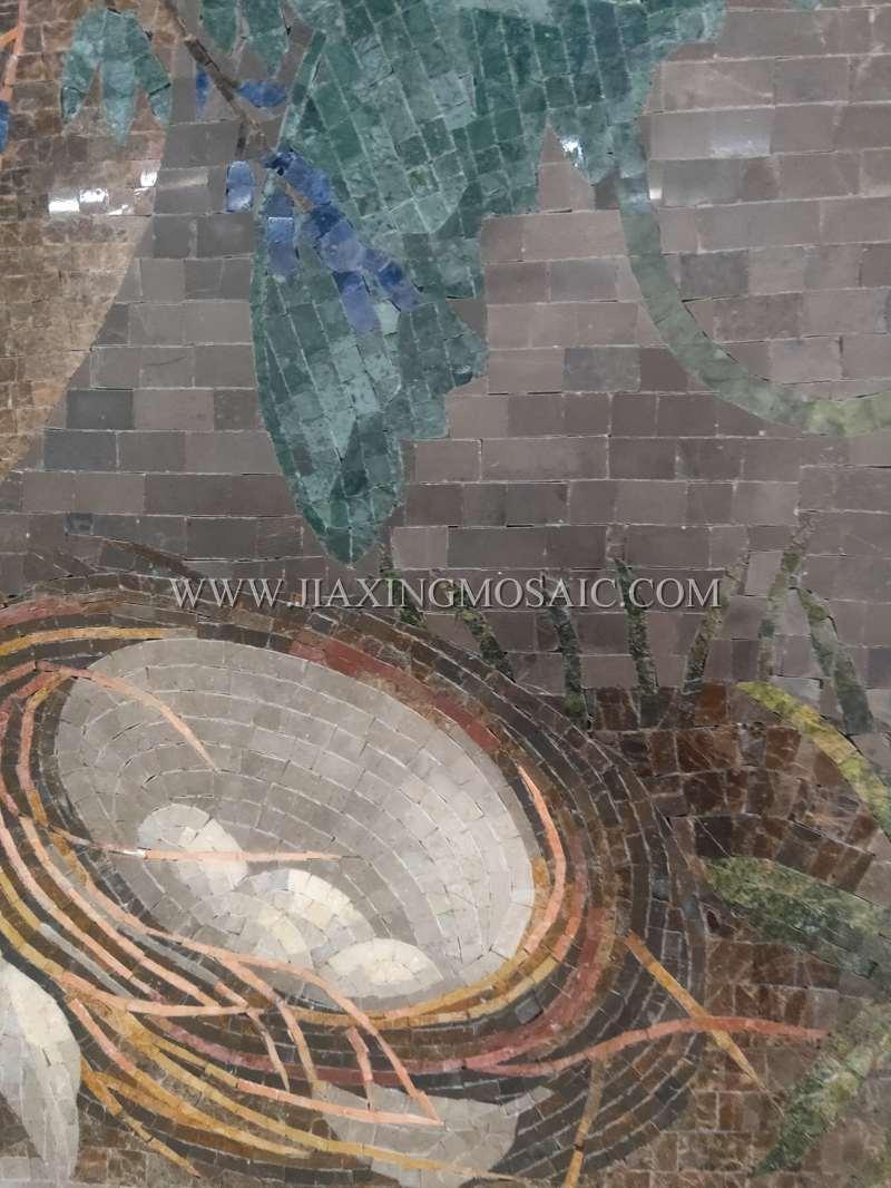 Marble Mosaic Murals